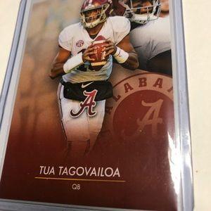 Alabama Tua Tagovailoa quarterback